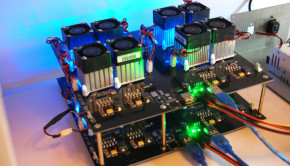 8-cores-fpga-bitcoin-miner